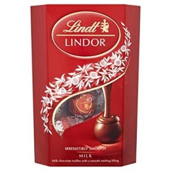 Lindt Lindor Chocolate Truffles Box 200g