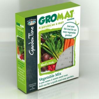 GroMat Gardens - Grow Your Own Vegetables