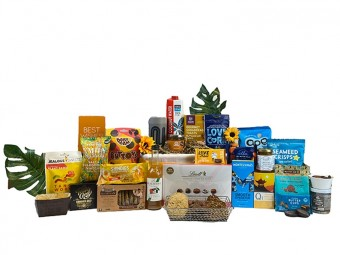 Planet Friendly Gift Basket