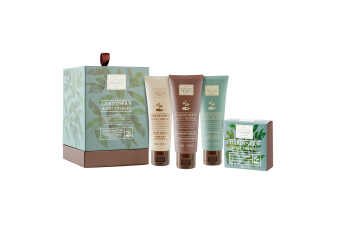 Scottish Fine Soaps Gardener's Hand Therapy Luxurious Gift Set