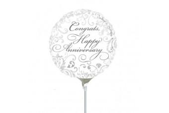 Anniversary Congratulations Balloon
