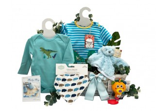 Baby Gifts For Boys Basket