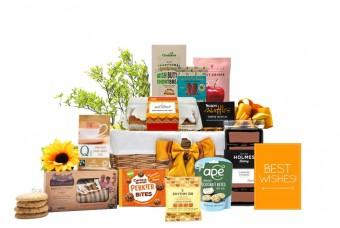 Baked Health Gift Basket