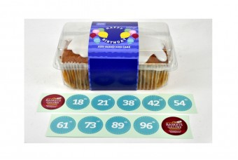 Birthday Age Cake 400g