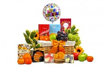 Birthday Favourites Gift Basket