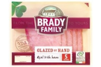 Brady Family Crumbed Carved Ham 100g