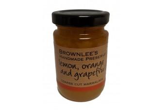 Brownlees Co. Armagh Preserves Lemon, Orange & Grapefruit Marmalade 110g