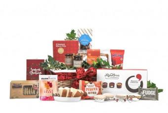 Christmas Tempter Gift Basket