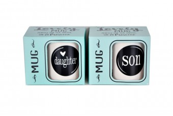 Daughter/son Gift Mug