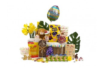 Easter Bunny Basket P1
