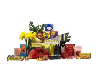 Easter Spring Decadence Hamper