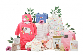 Fabulous Mummy & Baby Girl Hamper