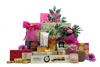 Flowers To Treat Gift Box