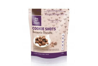 Gluten Free Cookie Shot Brownies by Foods of Athenry