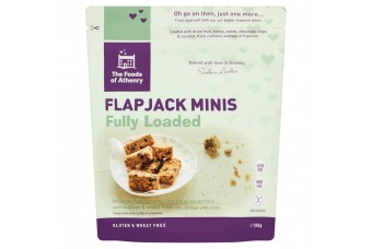 Foods of Athenry Fully Loaded Flapjacks 150g