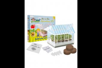Mr Fothergills Little Gardeners My First Mini Greenhouse