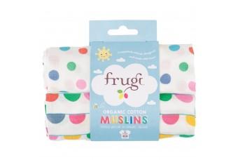 Muslins 2 Pack by Frugi Organics
