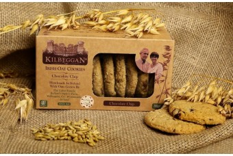 Kilbeggan Chocolate Chip Organic Oat Cookies 200g