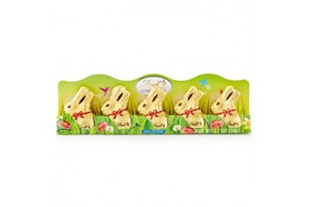 Lindt Swiss Chocolate Easter Bunny Figurines