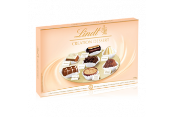 Lindt Creations Dessert Collection 170g