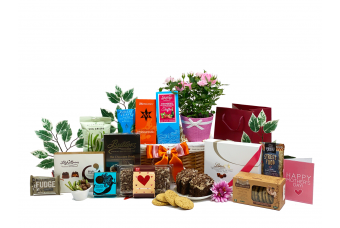 Mothers Day Celebration Gift Basket