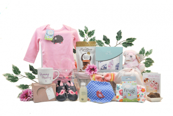 Must Have Mummy & Baby Girl Hamper
