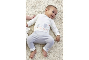 Natures Purest My First Friend Top & Trousers 0-3 Months