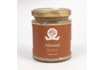 Almond Nut Butter Smooth 170g
