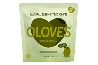 Oloves Basil and Garlic