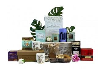 Pearl Anniversary Gift Basket