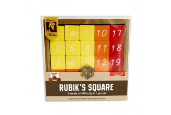 Rubik's Square by Lagoon Games