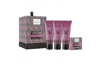 Scottish Fine Soaps Tangled Rose Luxurious Gift Set