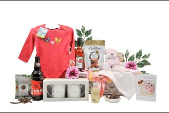 Sharing Baby Girl Gift Hamper