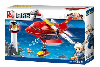 Fire Fighting Aircraft by Sluban