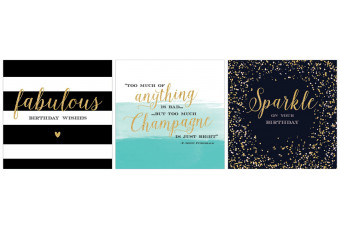 Fabulous Birthday Cards