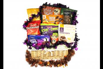 Spooky Surprise Gift Basket