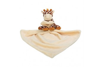 Bing Bing Giraffe Baby Comfort Blankie