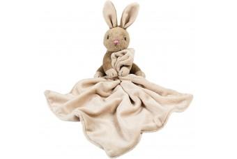 Bobtail Bunny Comfort Blankie by Suki Gifts