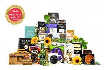 Thank You Hamper Gifts: Fancy Pantry