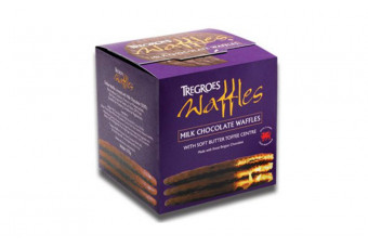Belgian Chocolate Waffles