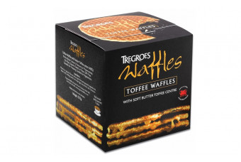 Toffee Waffles