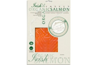 Ummera Organic Smoked Irish Salmon 180g