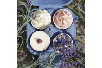 Pamper Party Bath Melts from Wild Olive