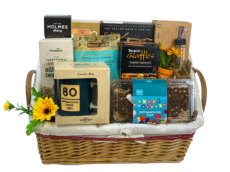 80th Fancy Pantry Gift Presented