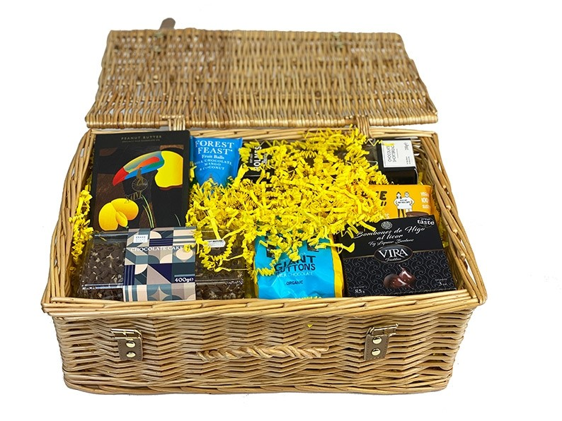 Chocolate Oblivion Hamper Packed