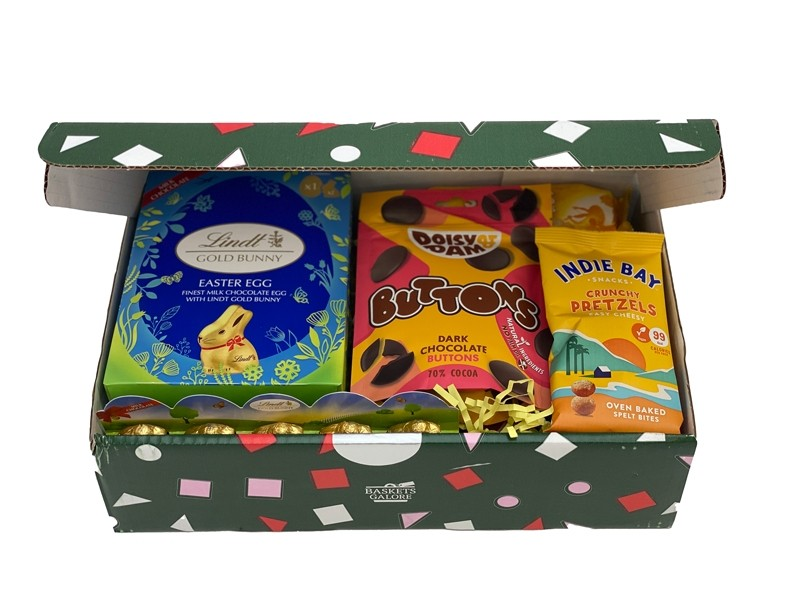 Easter Sunshine Gift Box Packed