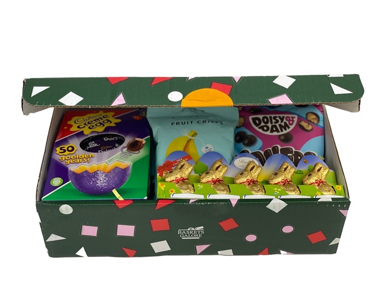 Easter Skies Gift Box Packed
