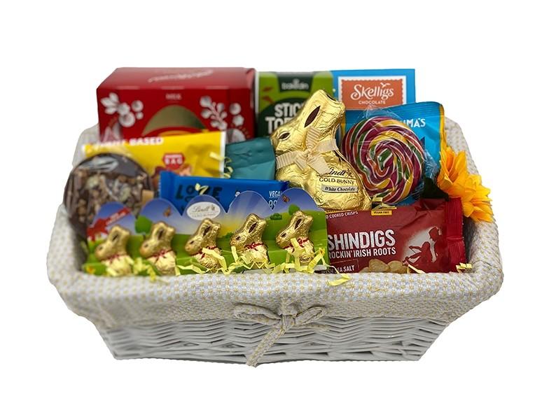 Easter Break Basket Packed