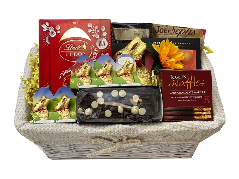 Exquisitely Easter Basket Packed