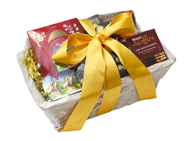 Exquisitely Easter Basket Delivered